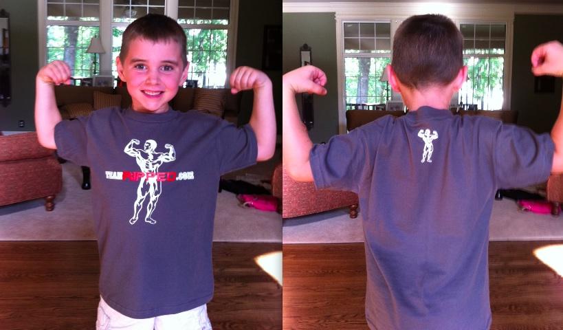 teamRIPPED T-Shirts - teamRIPPED