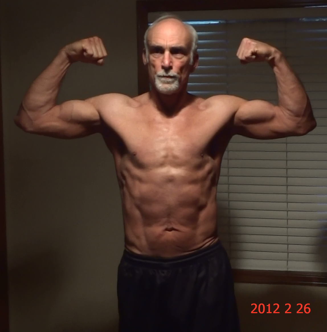 61 and Ripped!!!