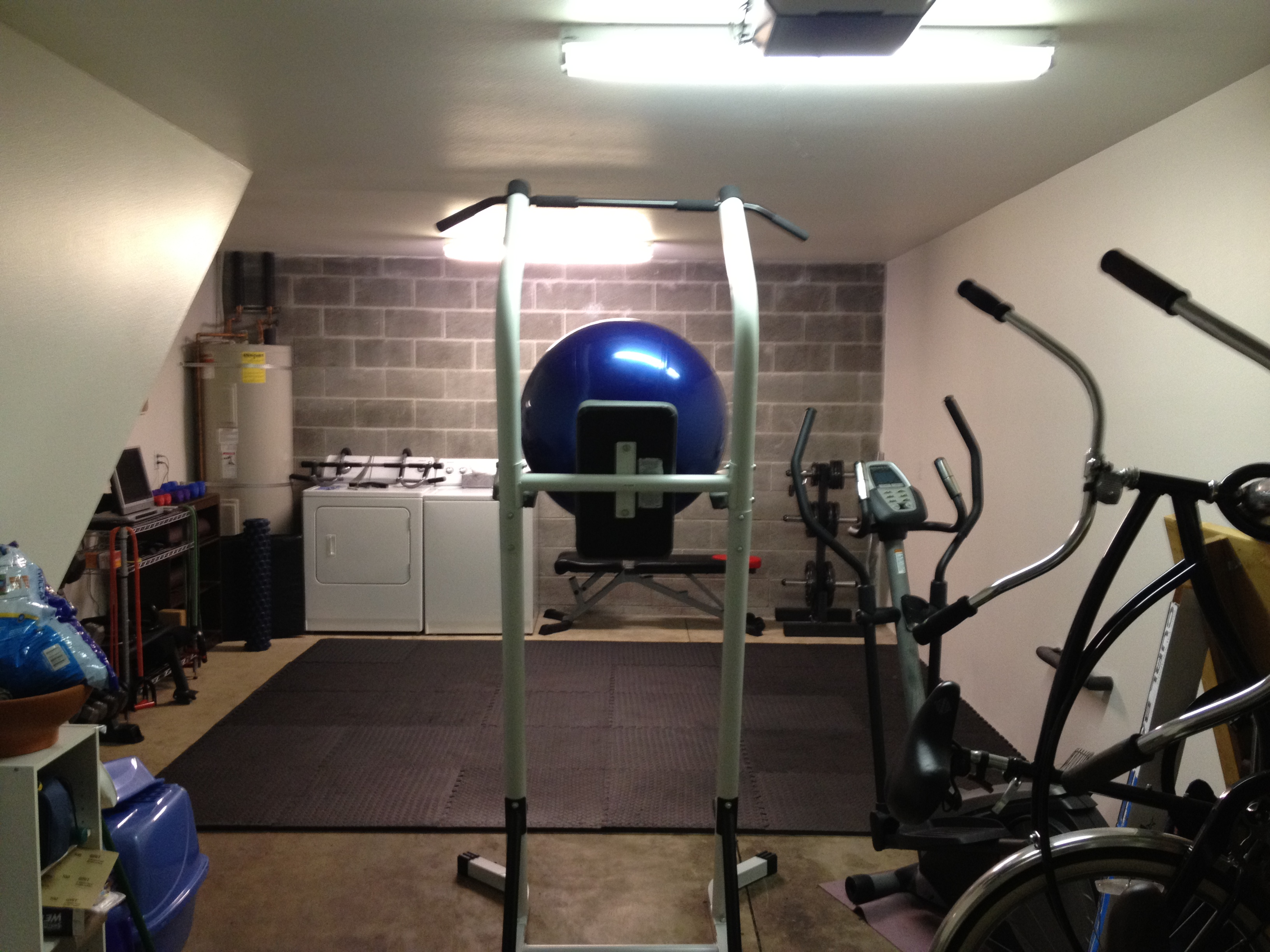Home gym amazing perfect design