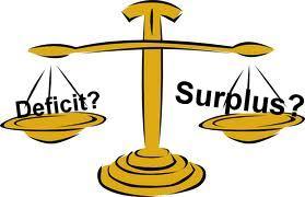 Deficit or Surplus?
