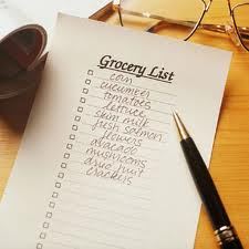 P90X Shopping List
