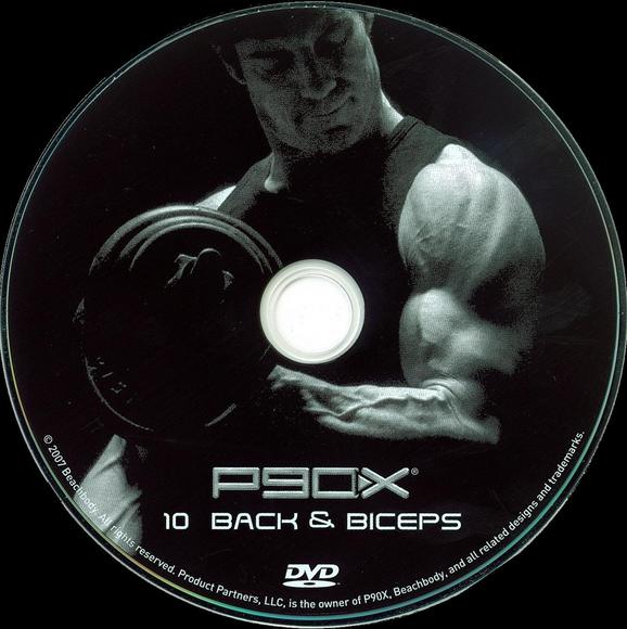 Back And Biceps P90x The Ideal Subsution For Is V Sculpt 1 On Volume 3 Or From P90x2 It Has Multiple Pullup Exercises