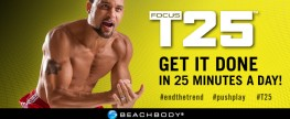 Shaun T's T25 is HERE!
