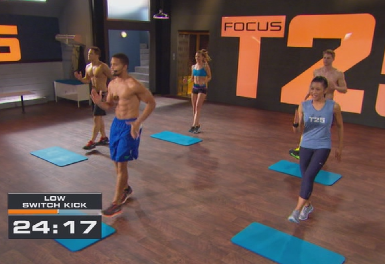 Focus t25 beta phase download | Focus T25 Workout Schedule