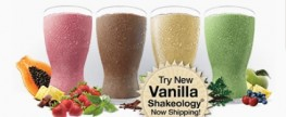 Vanilla Shakeology is HERE!