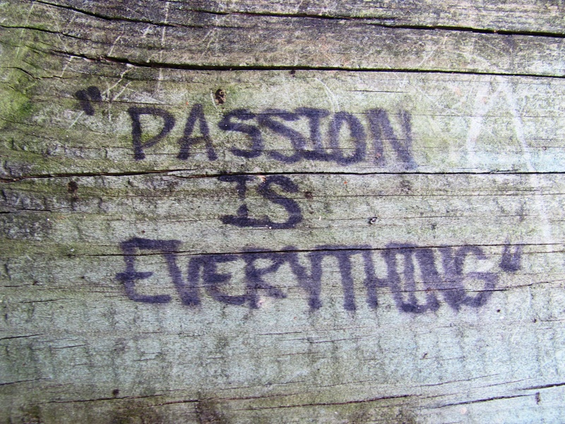 Feel the Passion