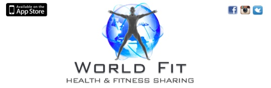 World Fit App is Here!!
