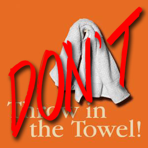 Diet Mistakes: Don't throw in the towel!