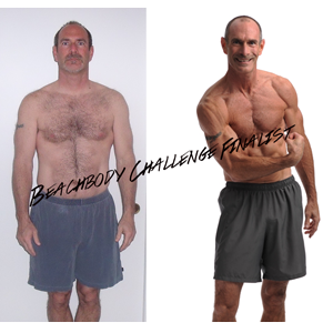 Help Roger Miller Win the Beachbody Challenge!