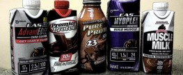 RTD Protein Shakes: Fast Protein