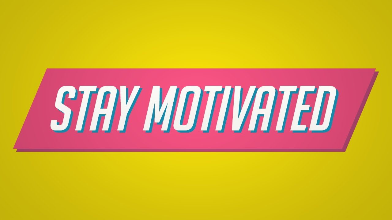 staying motivated on a diet