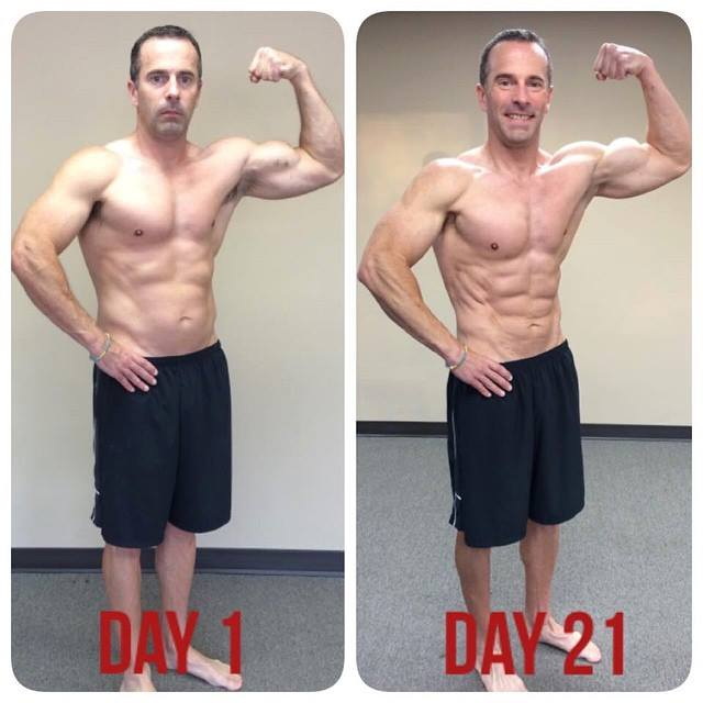 21 day fix extreme is here teamripped