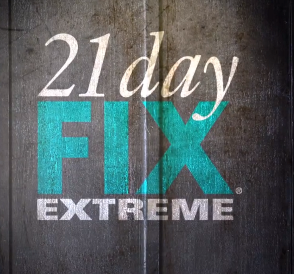 21 Day Fix Extreme Teamripped
