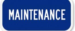 Maintenance Tonight 10:30 EST