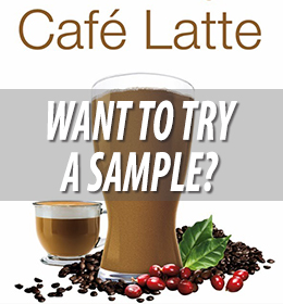 free cafe latte shakeology