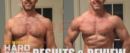 Coach Wayne's 22 Minute Hard Corps Review and Results