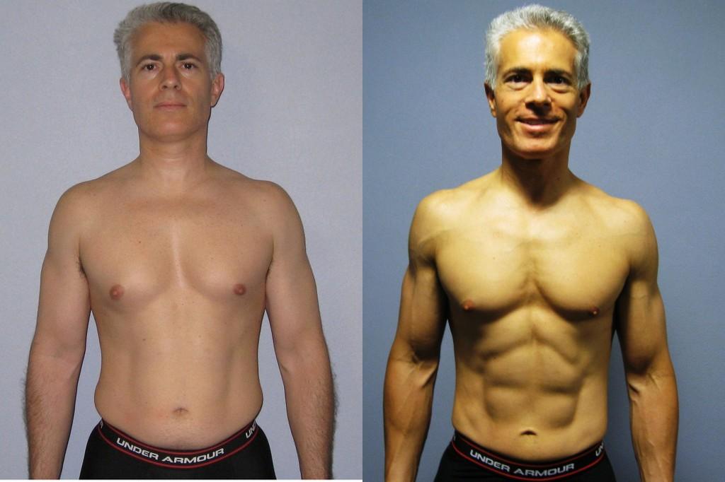 тестостерона для похудения